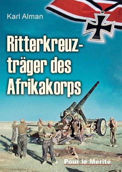 Ritterkreuzträger des Afrikakorps