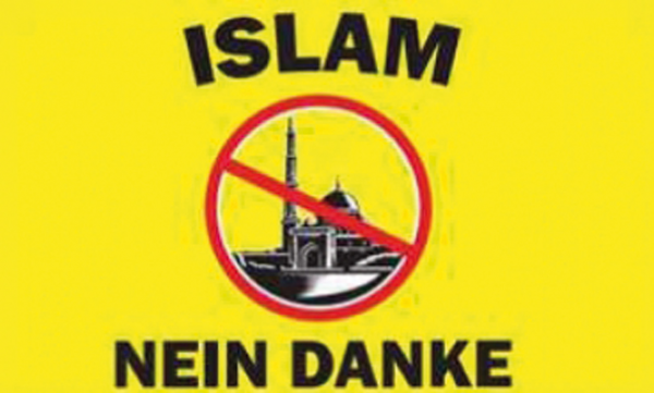 Islam – Nein Danke