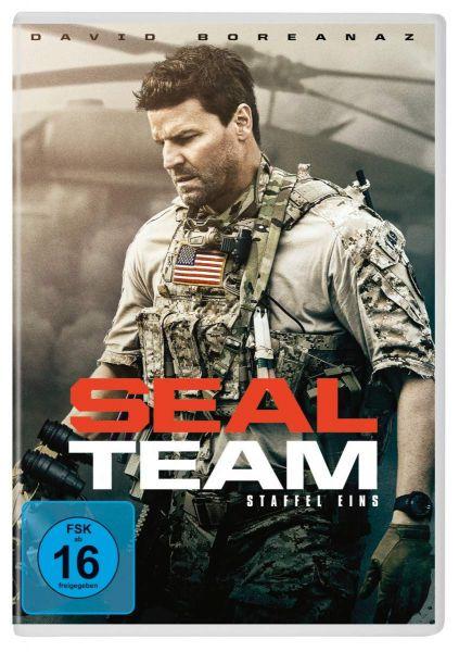 Seal Team - Staffel I