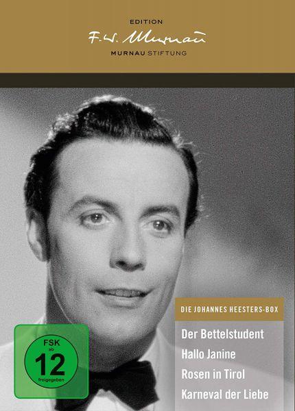 Die Johannes Heesters-Box