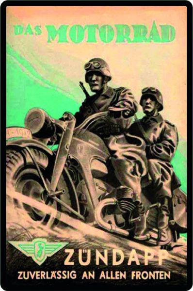 """""""Zündapp Motorradkult"""""""
