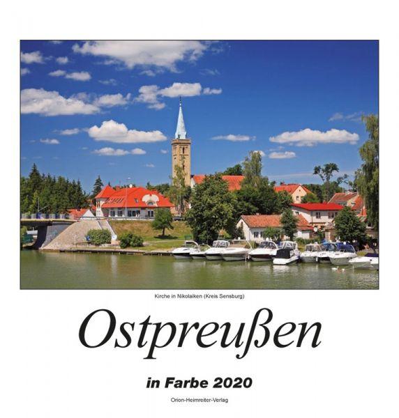 Ostpreußen in Farbe 2020