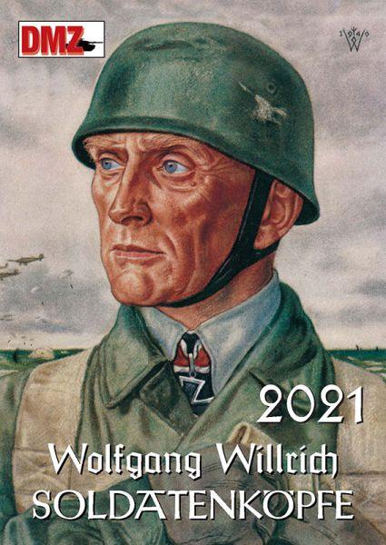 Wolfgang Wilrich: Soldatenköpfe 2021