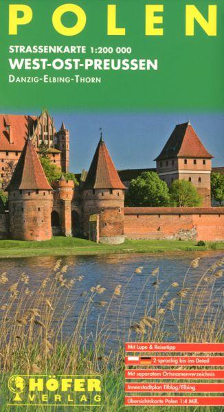 Westpreußen – Westliches Ostpreußen