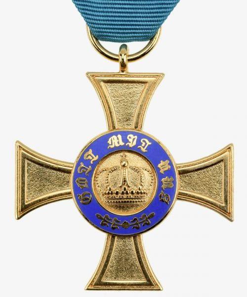 Königlicher Kronen-Orden 4. Klasse