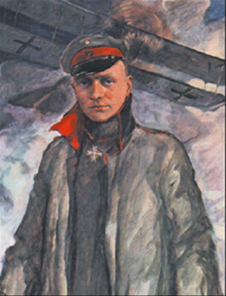 """""""Petersen, Manfred von Richthofen"""""""