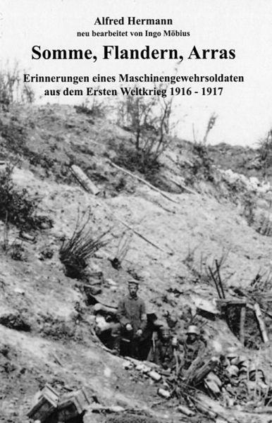 Hermann, Somme, Flandern, Arras