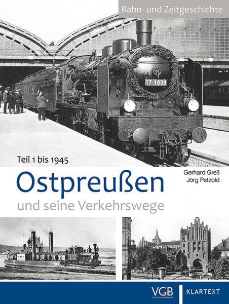 Ostpreußen und seine Verkehrswege
