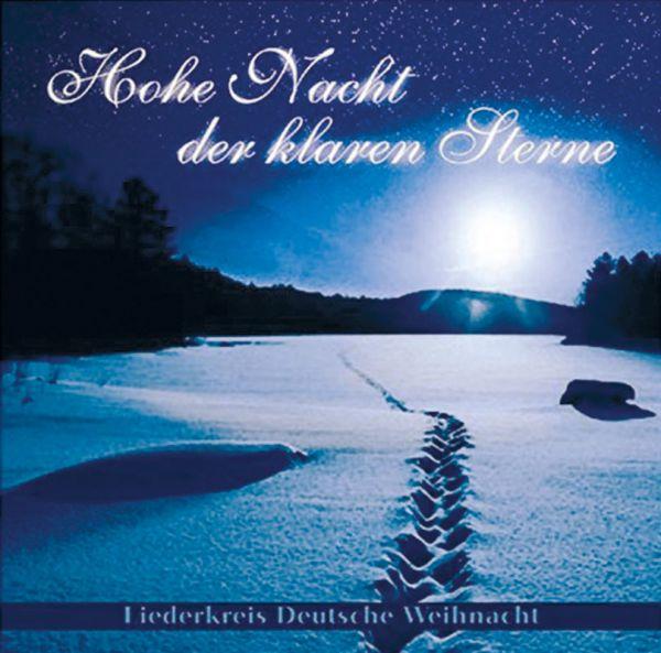 Liederkreis Deutsche Weihnacht, Hohe Nacht der klaren Sterne