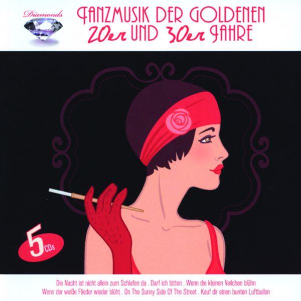 Tanzmusik der Goldenen 20er und 30er Jahre