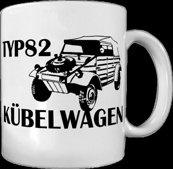 """Becher """"Typ82 Kübelwagen"""""""
