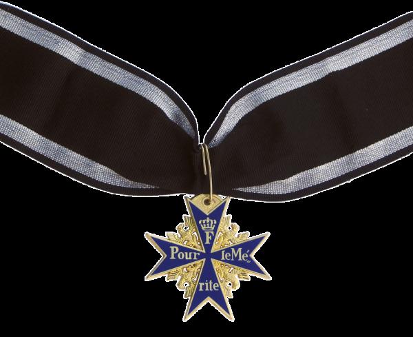 """""""Pour le Mérite"""", ohne Eichenlaub"""