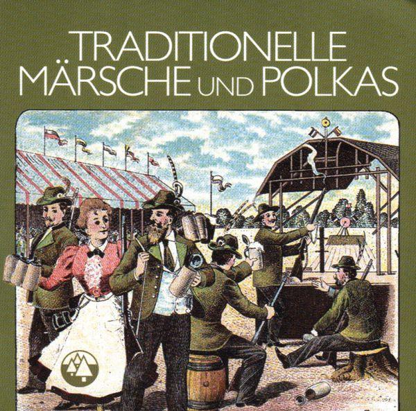 Traditionelle Märsche und Polkas