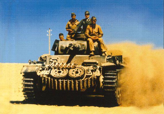 Deutsche Panzer, 8 Karten