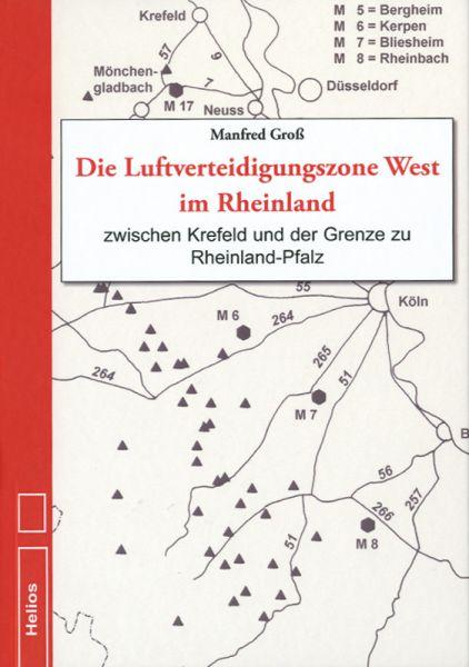 Die Luftverteidigungszone West im Rheinland