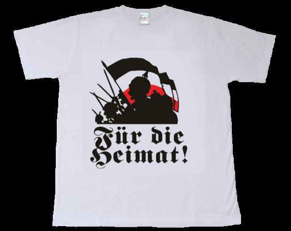 """""""Für die Heimat"""""""