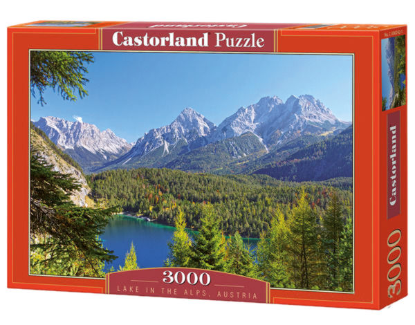 "Puzzle ""Alpensee"""