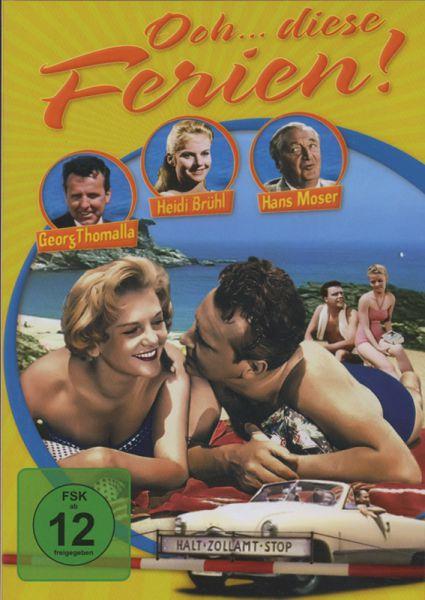 Ooh, diese Ferien! (1958)