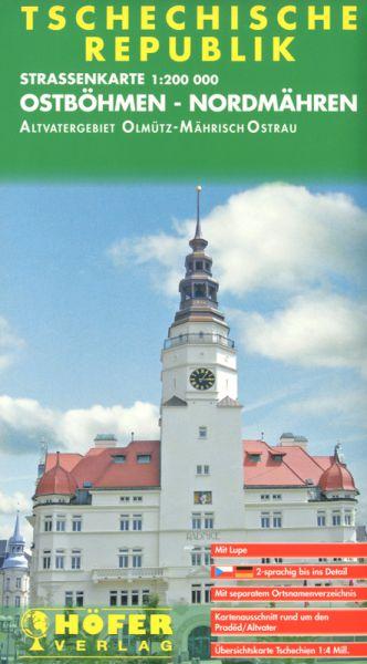 Ostböhmen – Nordmähren