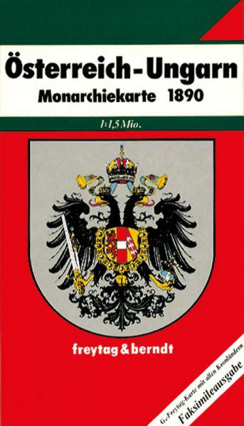 Österreich-Ungarn 1890