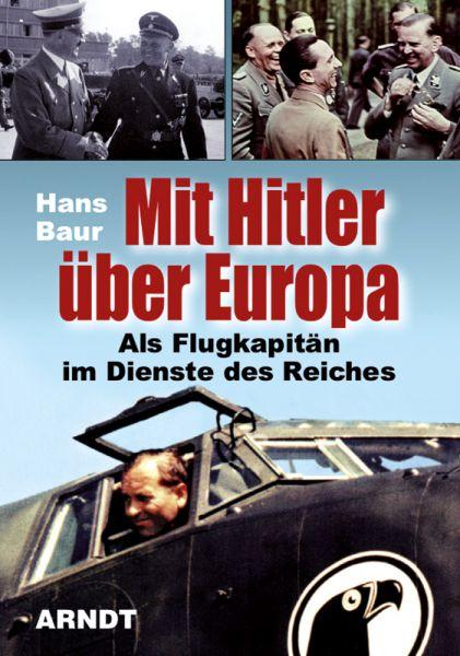 Mit Hitler über Europa