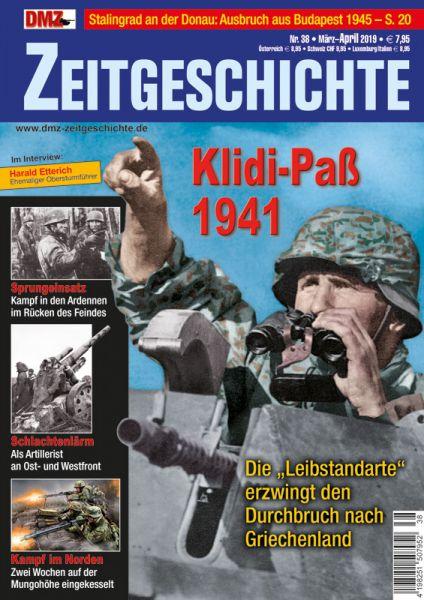 Klidi-Paß 1941