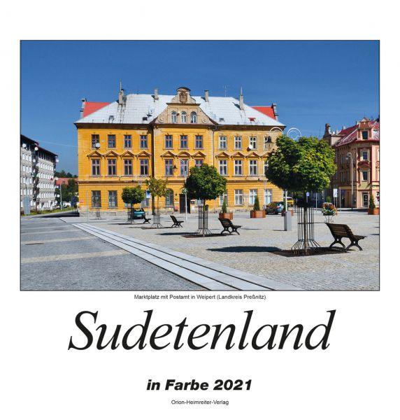 Sudetenland in Farbe 2021