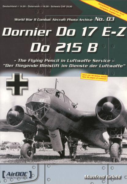 Dornier Do 17 E-Z Do 215 B