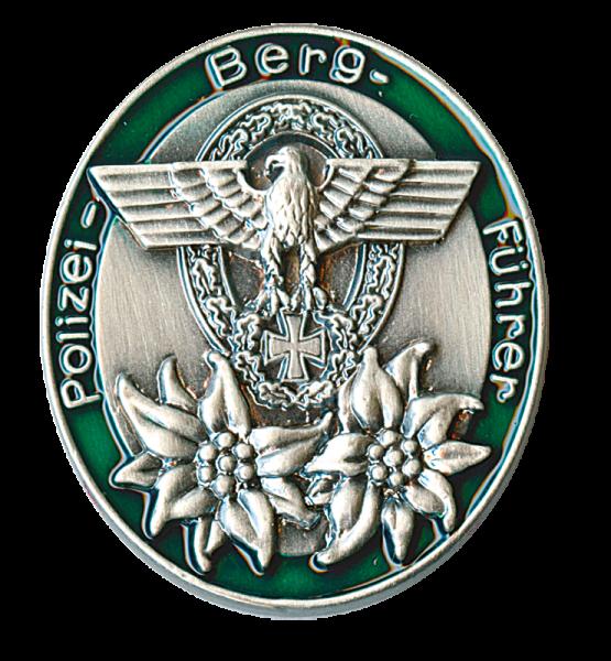 """Dienstabzeichen """"Polizei-Bergführer"""""""