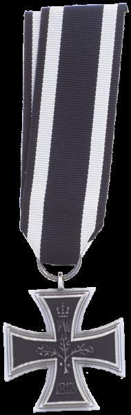 Eisernes Kreuz Zweiter Klasse, I. Weltkrieg