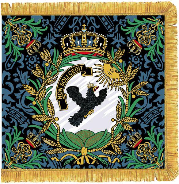 Preußische Standarte des Garde-