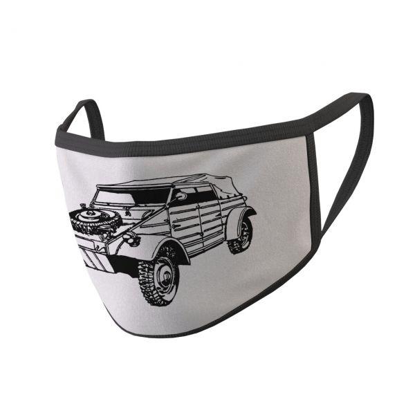 Schutzmaske Kübelwagen Typ82