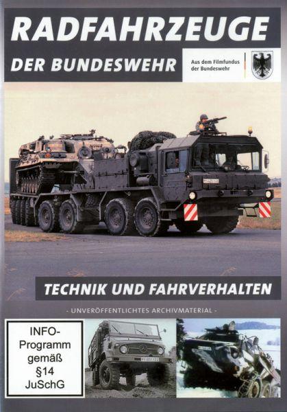 Radfahrzeuge der Bundeswehr