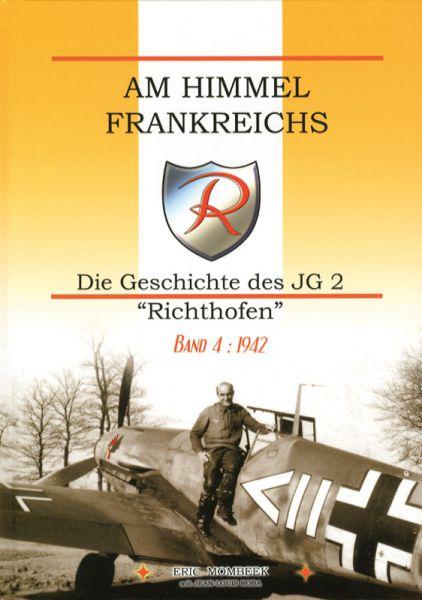 Am Himmel Frankreichs Band 4: 1942