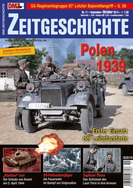 DMZ Zeitgeschichte September-Oktober 2014