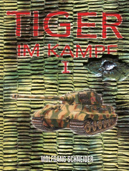 Tiger im Kampf
