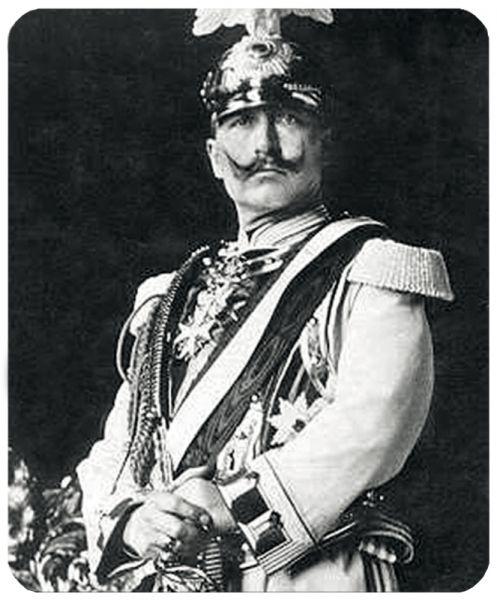 """""""Wilhelm II."""""""
