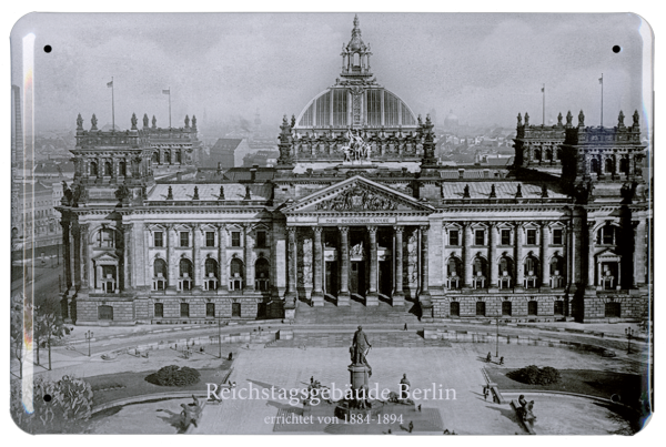 """""""Reichstagsgebäude Berlin"""""""