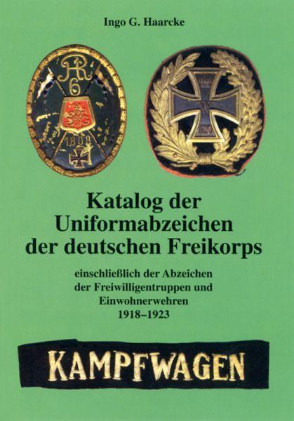 Katalog der Uniformabzeichen der deutschen Freikorps