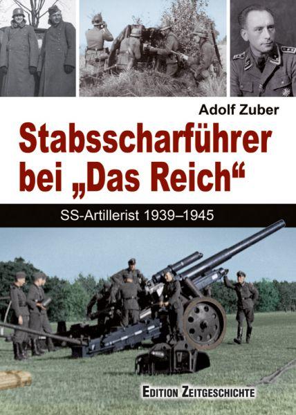 """Stabsscharführer bei """"Das Reich"""""""
