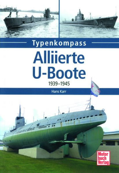 Alliierte U-Boote 1939-1945