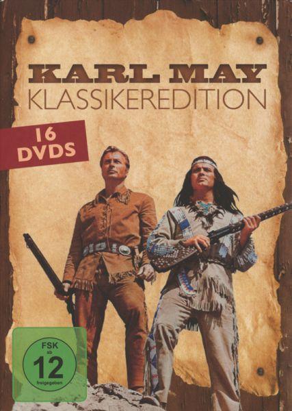 Karl May - Klassikeredition