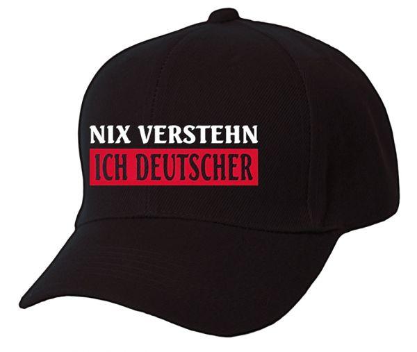 Nix verstehen, ich Deutscher