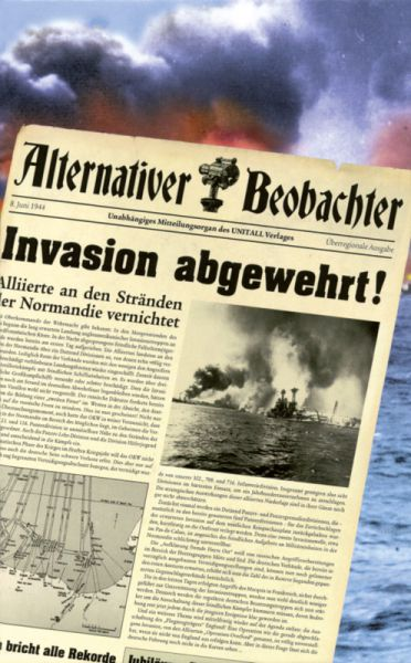 Invasion abgewehrt
