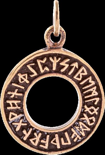 """Futhark"" in bronze"