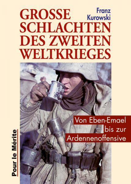Große Schlachten des Zweiten Weltkrieges