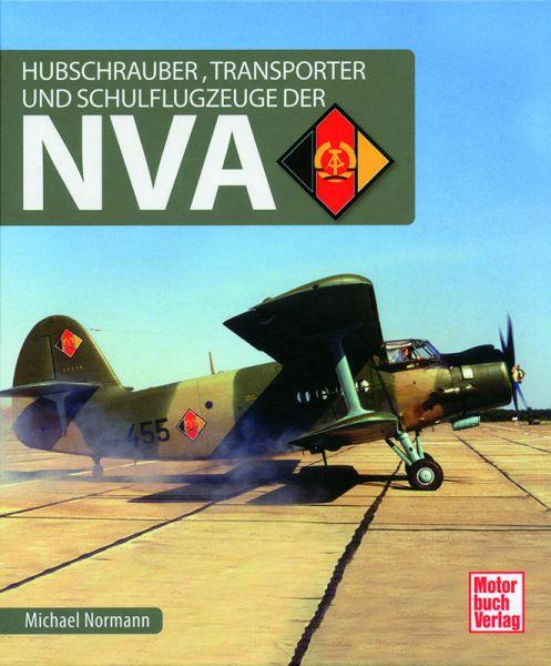 Hubschrauber, Transporter und Schulflugzeuge der NVA