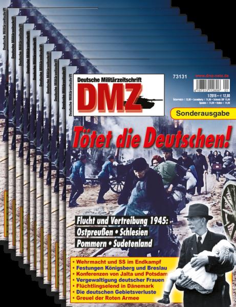 """10 Exemplare """"Tötet die Deutschen: Flucht und Vertreibung"""""""