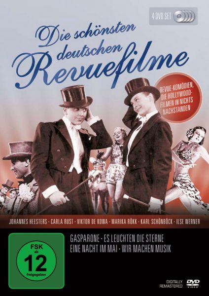 Die schönsten deutschen Revuefilme (1930er Jahre)
