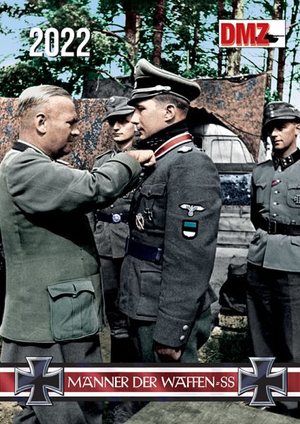 Männer der Waffen-SS 2022